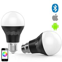 new products usa,color led rgb magic light bulb 16 colors changing with wireless remote control by SmartPhone