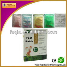 patent product & ce & tuv approval detox foot patch jun gong