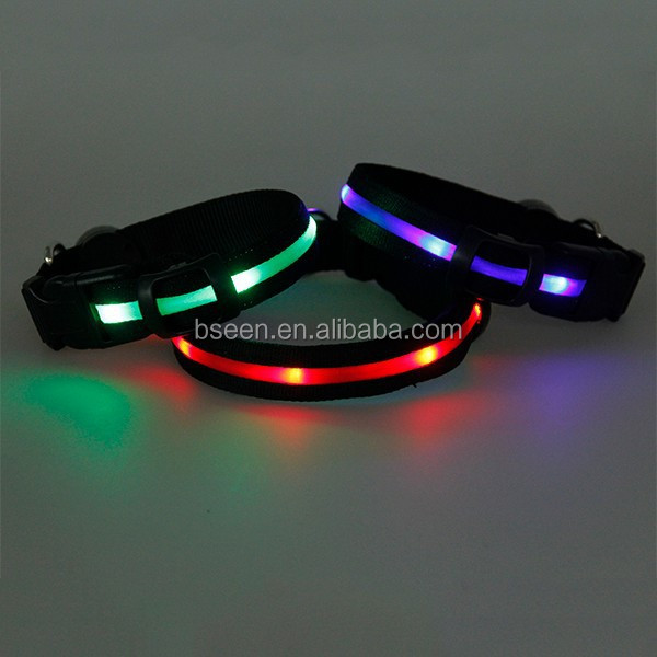 2014 new pet dog products safety led pets training goods