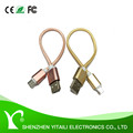 YITAILI USB 2.0 A male to Micro USB Cable Braided, Quick Charge and High Speed Data Sync for Android Smartphone