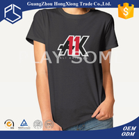 Factory custom free design t shirt size s m l xl xxl xxxl