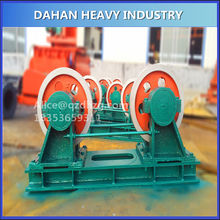Round Pole making Machine Type and New Condition concrete spun pole making machine