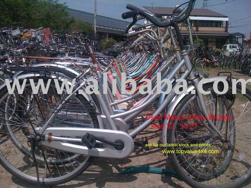 used mama chery bicycles 24`` 26`` & 27``