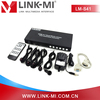 LINK-MI OEM LM-S41 HDMI 4x1 Quad Screen Multiviewer with Seamless Switcher