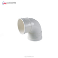 Water drainage PVC 90 degree elbow iso 3633