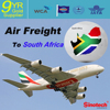 Cheap Air Freight from China to South Africa--Whatsapp:86-13631271869