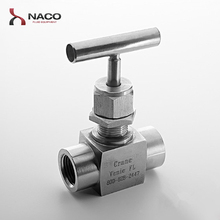 3000 PSI to 15000 PSI NPT Female Needle Valve