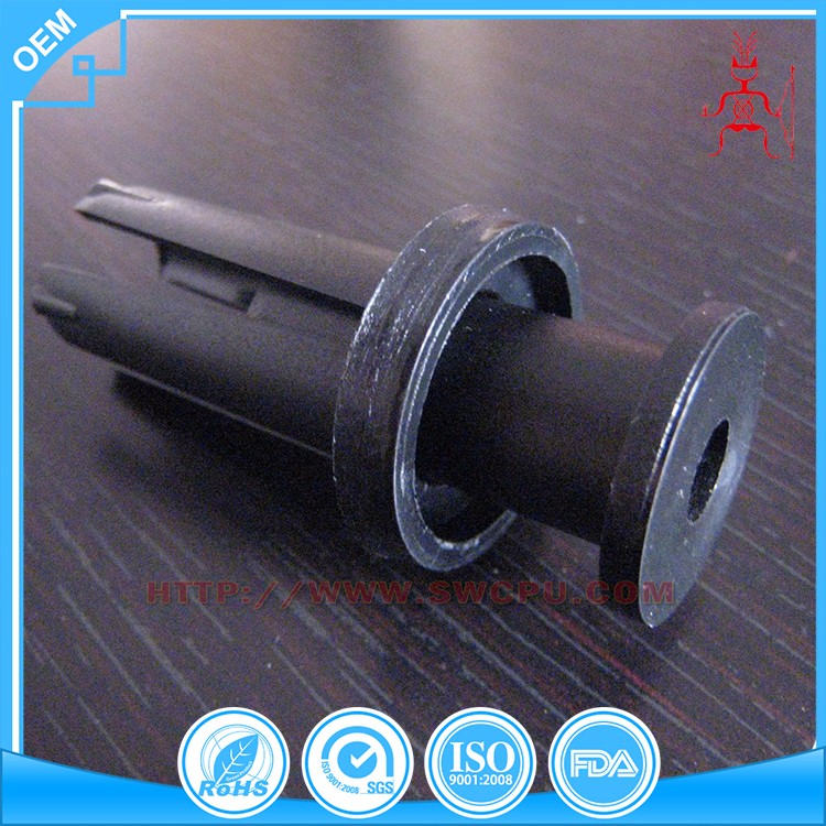 Customized plastic injection mold parts snap rivet push rivet