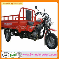 China Manufactor 250cc 3 wheel motorcycle/ cargo trike /three wheel car For Sale