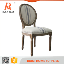 French louis style furniture/wholesale cheap rubber wood dining chair/antique french style dining chair