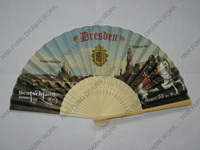 factory price promotional paper fan