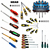 3mm to 8mm Magnetic head 1000V Insulated handle screwdriver, screwdriver set, flat and star phillips head screwdriver
