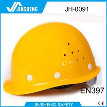 breathable abs construction cheap safety helmet price