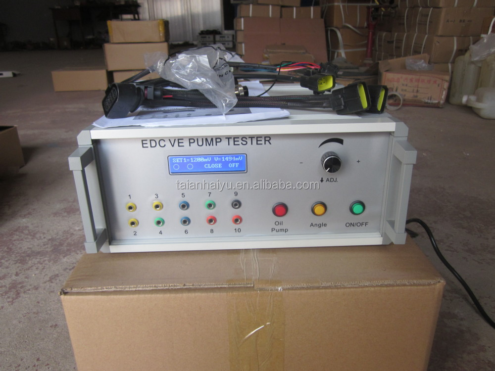 EDC VE pump tester , oil pump tester , vp37 pump tester