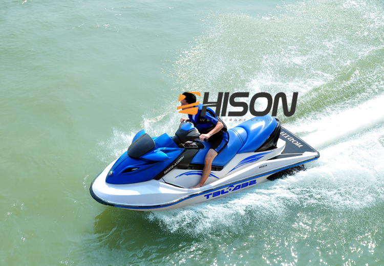 innowative Hison design ce certificated 1400cc motor boat