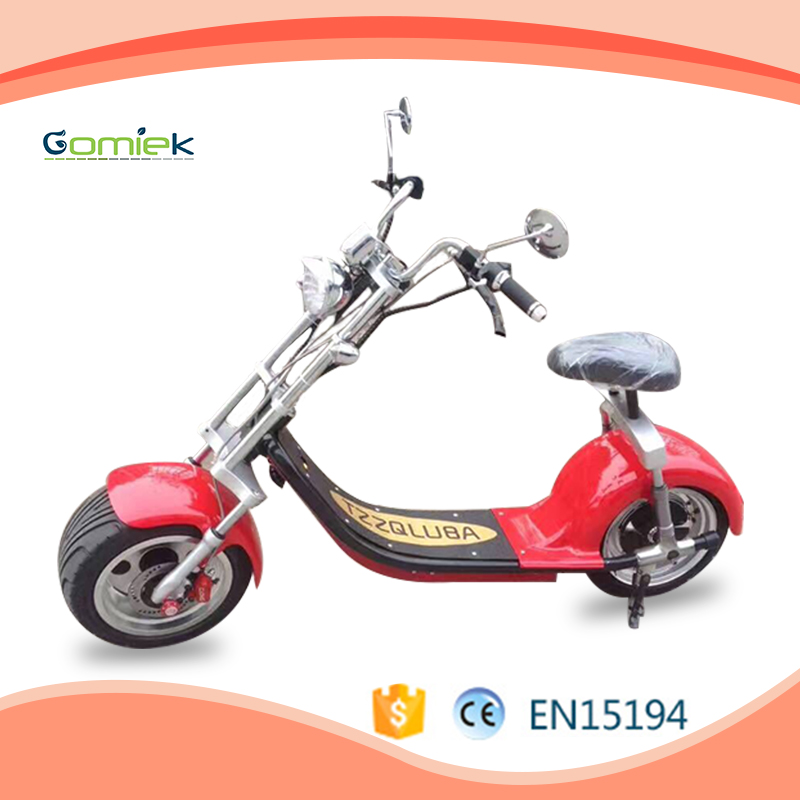 2017 trending hot products Promotion 2 Wheels Electric Motorcycle, citycoco style scooter