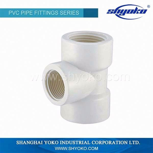 Hot Pipe Fittings Female Thread 20mm PVC Adapters