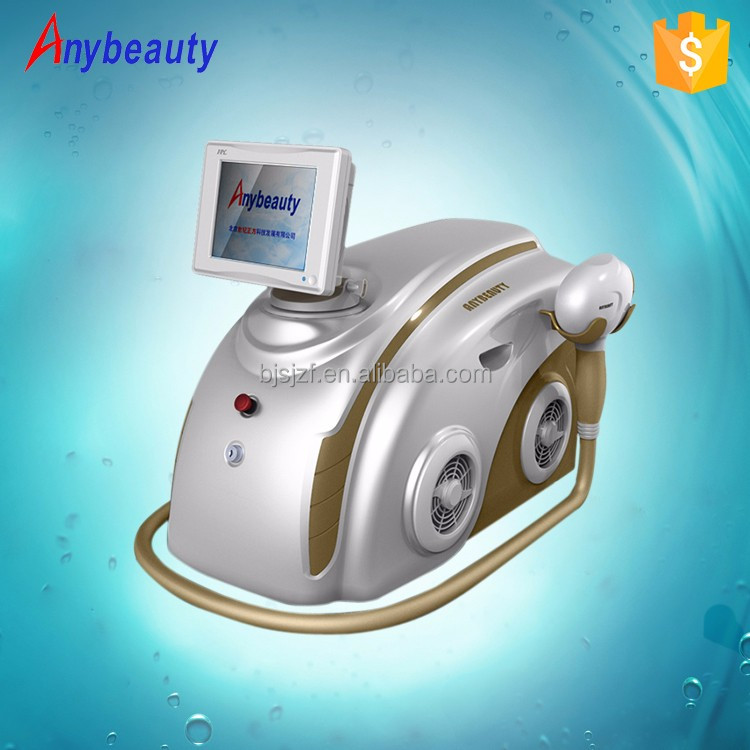 Anybeauty 808nm diode laser permanent hair removal equipment skin rejuvenation machine