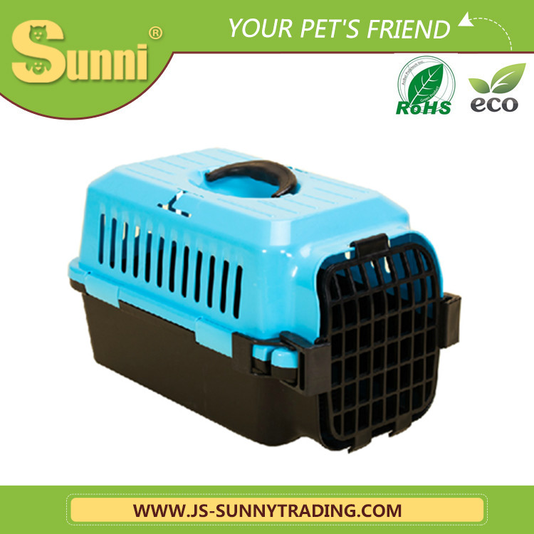 Customized plastic dog carrier prefab dog house
