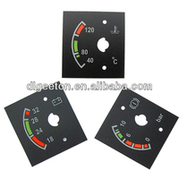 Manufacture 2D Digital Auto Meter Dashboard Speedometer In China