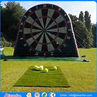 Inflatable Soccer Dart Sports Entertainment