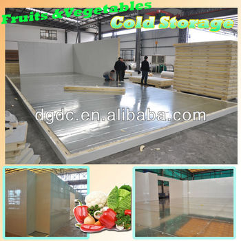 PU Insulation Chilling Room for Poultry Farm use