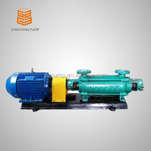 D type horizontal multistage centrifugal reverse osmosis high pressure pumps