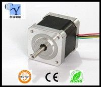 High torque and low noise nema 17 china micro stepping electric motor