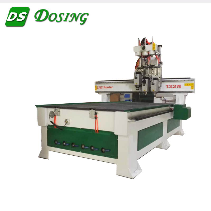 High performance 4 axis 5-axis 1325 cnc router machine
