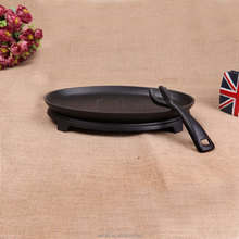 25cm cast iron bakeware with removeable handle