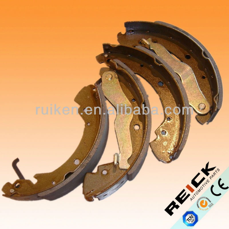 Brake Shoe copper rivets brake shoes