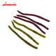 Professional Quality Fishing Lures Plastic Soft Fishing Worm Baits Senko Worms With Salt Fishy Smell Isca Pesca