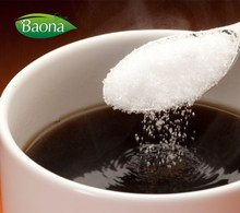 stevia RA98 and erythritol 0 zero calorie tabletop natural sweetener for coffee