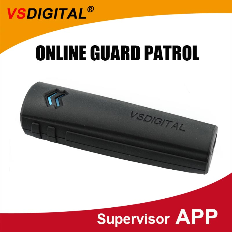 RFID Guard Patrol with Cloud-based Software