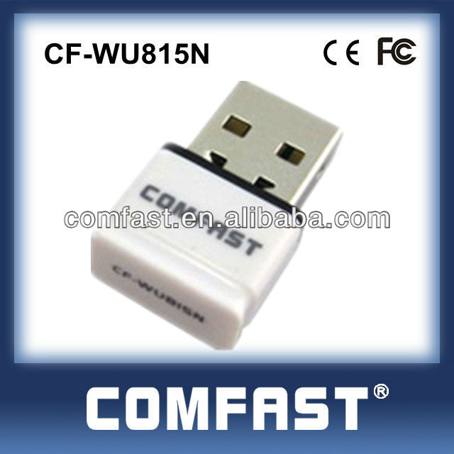 External Wireless PC Network Cards Ralink5370 Usb Lan Wifi Lan Adapter Card Mini USB Adapter Wlan Card WiFi Adapter CF-WU815N