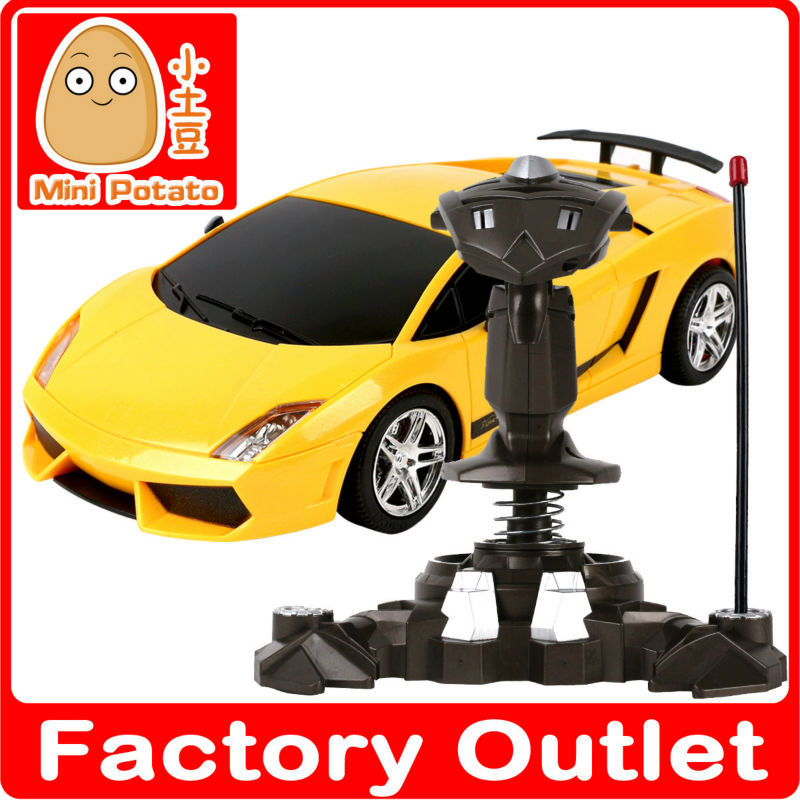 1:16 rc car battery toy Floating control hand-held remote control model car