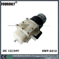 Fouronly SWP-2212 series DC 12V / 24V electric wine dispensing pump for Wine cabinet/cooler, wine barrels