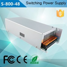 Adjustable Power Supply 0-48v 16.5a 800w / Switching Power Supply Schematic for led display screen outdoor p10 p12 p6 smd board
