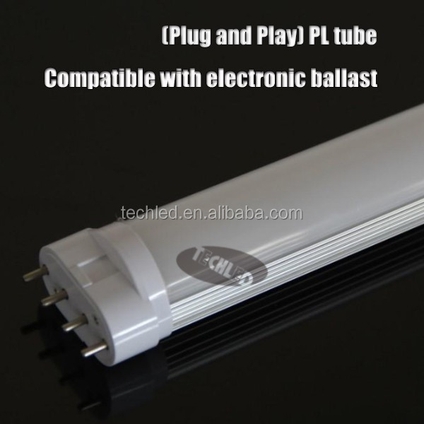 2G11 led tube 18W led 2g11 to replace 40W 830 4ft 40W 827