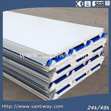 BEST PRICE FOR sandwich panels steel house