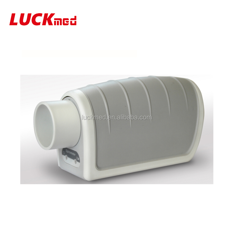 Portable Digital Spirometer LK-SPM-A model