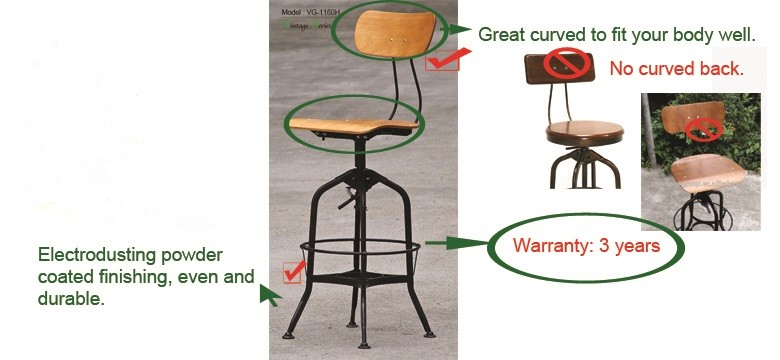 Triumph high replica toledo cafe chairs japanese restaurant furniture vintage cheap metal restaurant chair