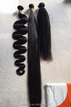Hotsale Large Stock Overnight Delivery 100% unprocessed one donor cheap virgin hair