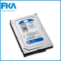 Genuine 3.5'' 500GB 32MB 7200Rpm SATA WD5000AZLX Hard Disk Drive For WD