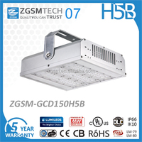 2016 hot sell factory price led high bay light 150w with aluminum housing