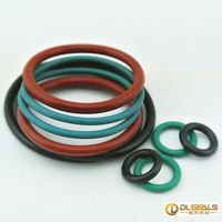 high performance soft silicone rubber o ring