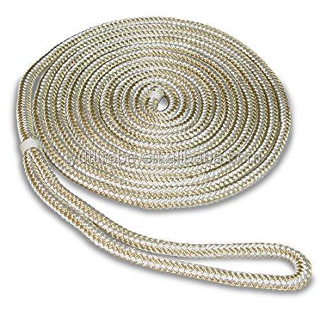 sailing rope nylon dock line rope