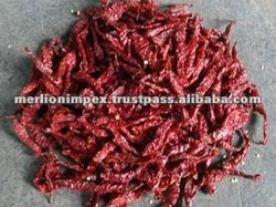 Dehydrated Red Chilli