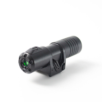 Output power adjustable IPX8 water proofing green tactical laser sights for rifles