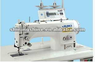 used computerized high speed juki lockstitch industrial sewing machine
